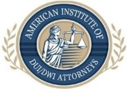 American Institute of DUI/DWI Attorneys badge